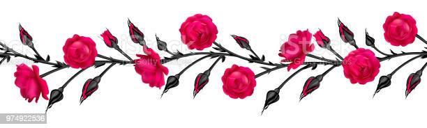 Roses flowers floral background seamless pattern petals the stems vector id974922536?b=1&k=6&m=974922536&s=612x612&h=u 7fmekbssuhehiji3 d2yqt29t oejawble73gviby=