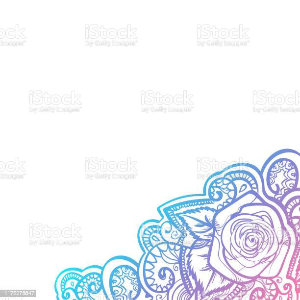 Roses frame round border with leafs and mehndi black and white doodle vector id1172275547?b=1&k=6&m=1172275547&s=612x612&h=s7a1cslakqpgq3mk7q2ol5xxdk urzgz0szkt7oe9ms=