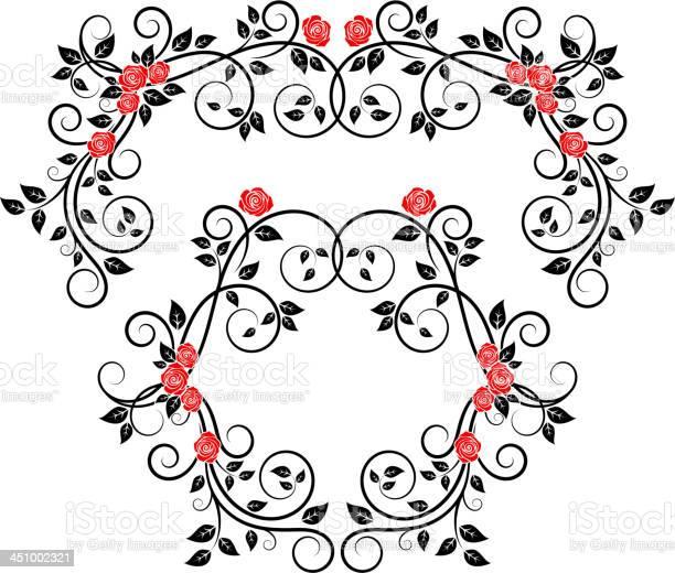 Roses on floral frame and border vector id451002321?b=1&k=6&m=451002321&s=612x612&h=bne7ltrbidhi1mftxuwqcf2v ybvtlphomjrkeyxdqo=
