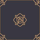 Roses seamless pattern,vector illustration. EPS 10.