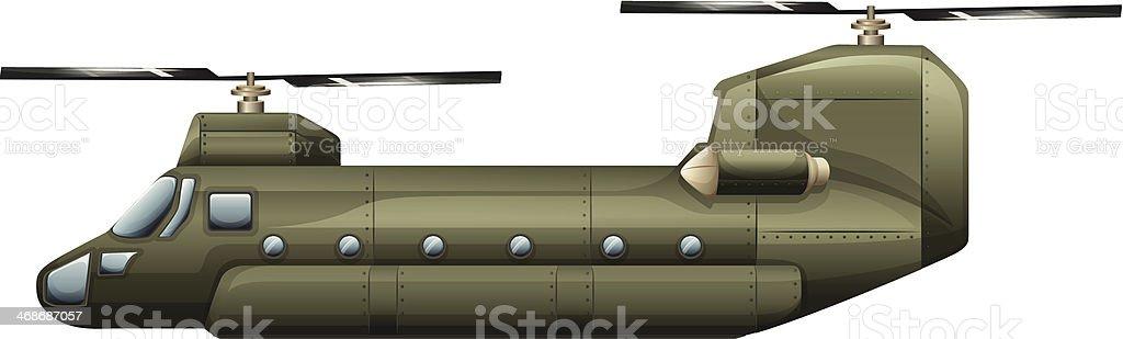 rotorcraft royalty-free stock vector art