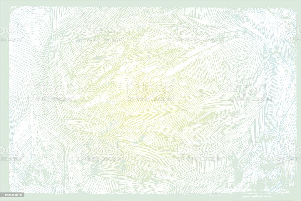 rough etching royalty-free stock vector art