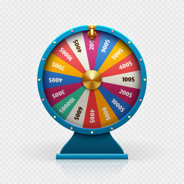 Best Spin Wheel Illustrations, Royalty-Free Vector Graphics