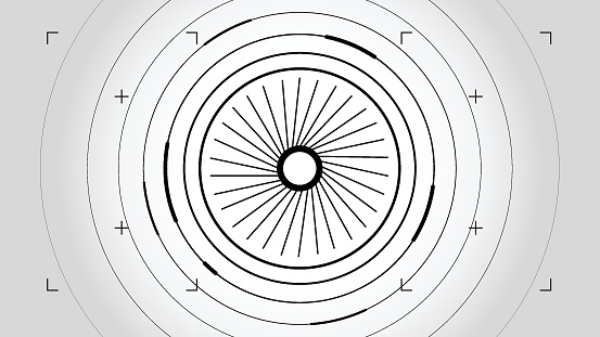 Round Circling ventilation and air conditioning