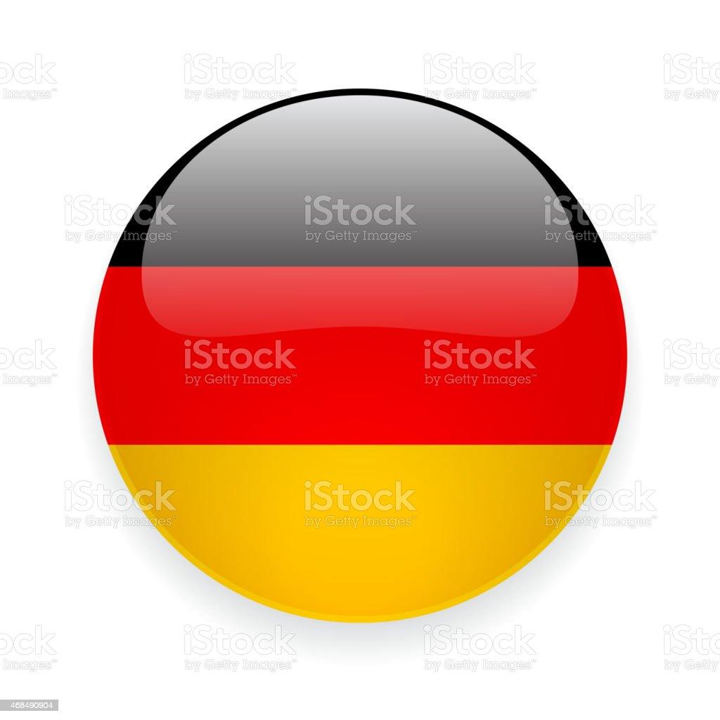 Icona circolare con bandiera della germania immagini - Bandiera della pagina di colorazione della germania ...