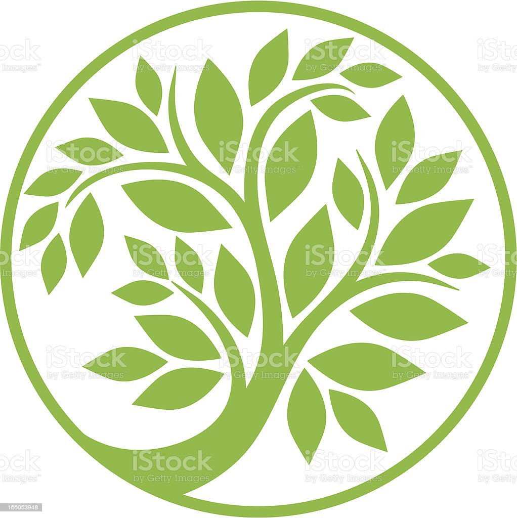 Round tree royalty-free round tree stock vector art & more images of agriculture