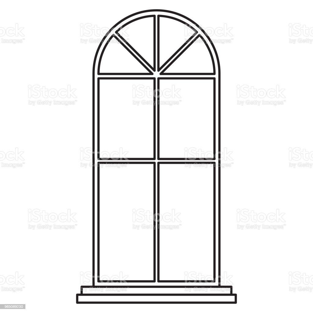 round window icon round window icon - stockowe grafiki wektorowe i więcej obrazów azerbejdżan royalty-free