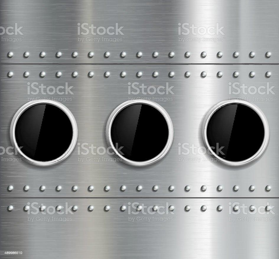 Runde Fenster Stock Vektor Art Und Mehr Bilder Von 2015 489986510