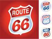 Illustration of Route66.