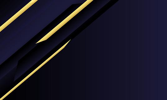 Royal Business card Design stock illustration