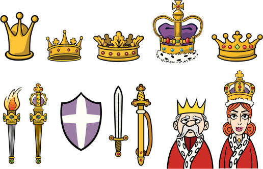 Royal Crowns and Things