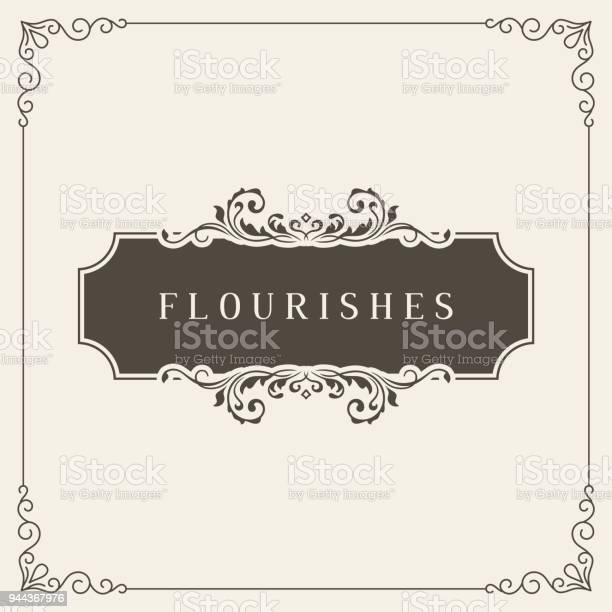 Royal logo design template vector decoration flourishes calligraphic vector id944367976?b=1&k=6&m=944367976&s=612x612&h=8menqkiipc9bcrupbbtdt4adeiygwj9z5qwd18cpvaa=