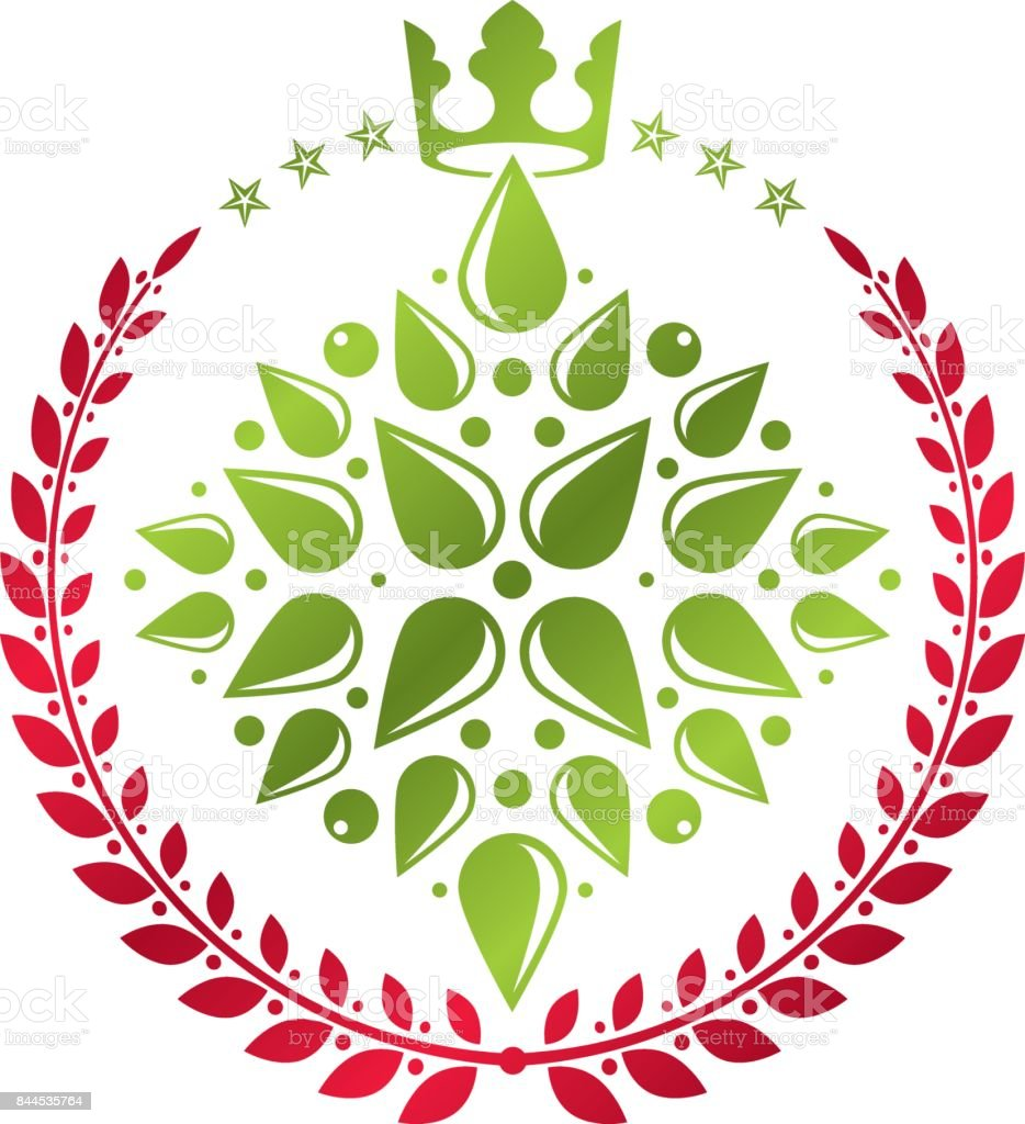 Royal symbol lily flower graphic emblem composed with king crown royal symbol lily flower graphic emblem composed with king crown heraldic vector design element izmirmasajfo Choice Image