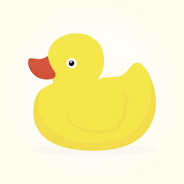 rubber duck - entenhaus stock-grafiken, -clipart, -cartoons und -symbole