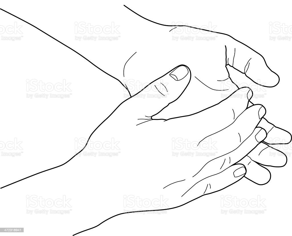 Rubbing hands royalty-free rubbing hands stock vector art & more images of activity