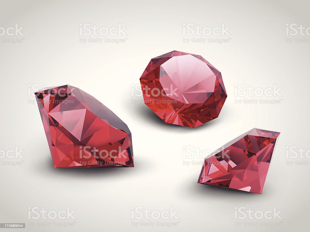 ruby gems royalty-free ruby gems stock vector art & more images of beauty