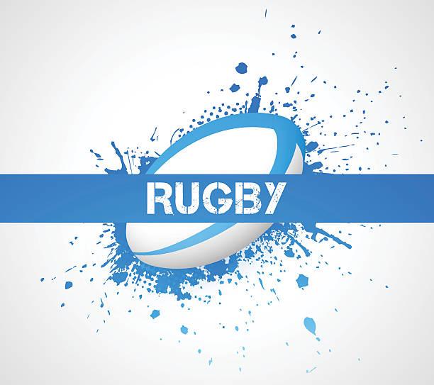 rugby ball - rugby stock-grafiken, -clipart, -cartoons und -symbole
