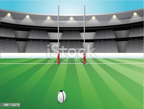 istock Rugby Field 186110079
