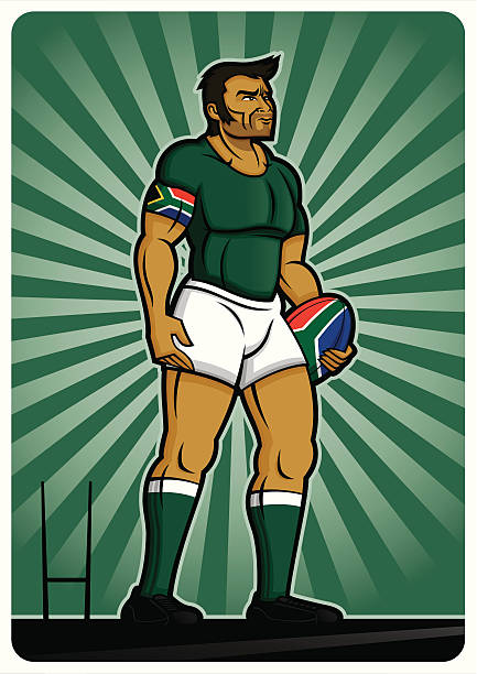 Best Rugby Posts Illustrations, Royalty-Free Vector ...