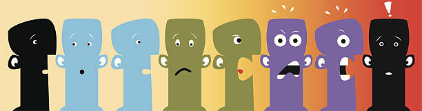 rumors and miscommunication - communication problems stock illustrations, clip art, cartoons, & icons