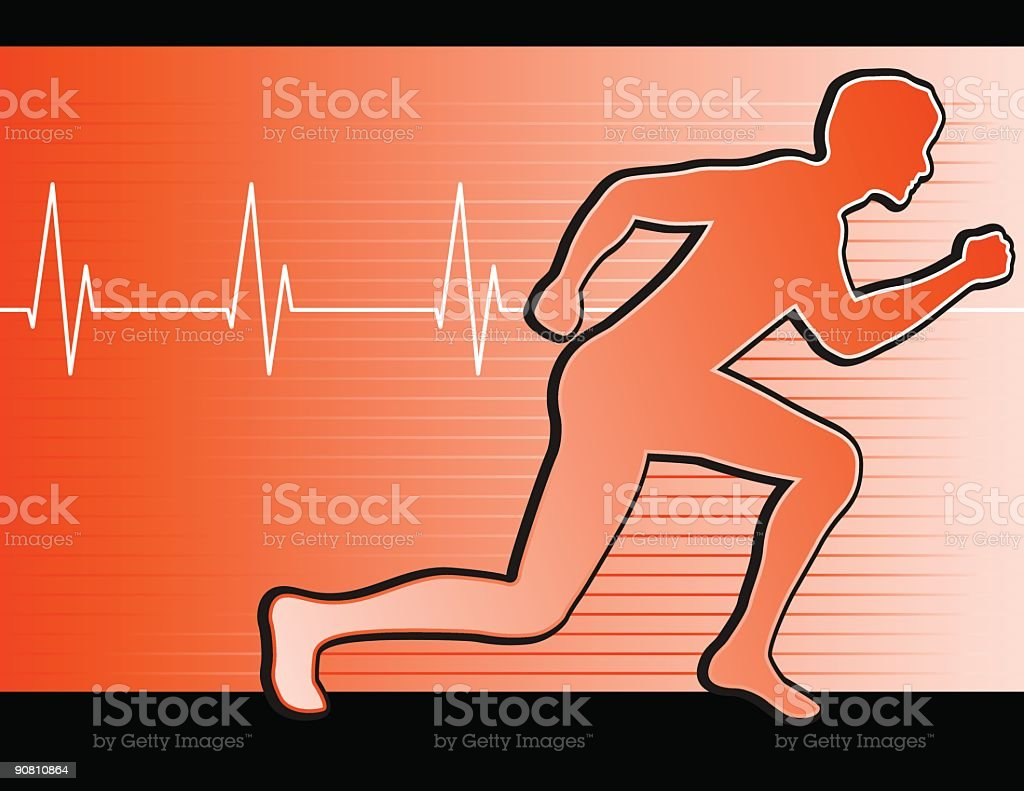 Run for your life royalty-free run for your life stock vector art & more images of adult
