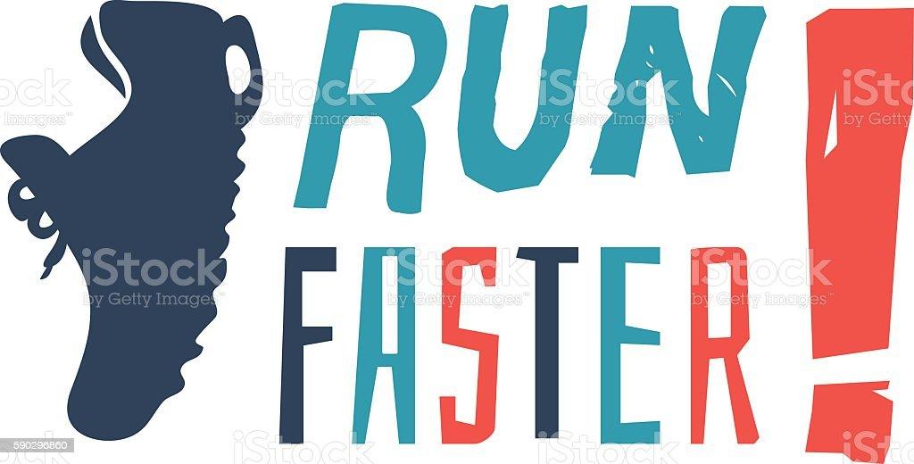 Run sport motivation vector royaltyfri run sport motivation vector-vektorgrafik och fler bilder på aktivitet