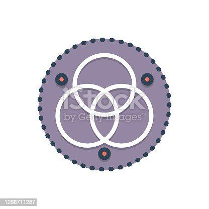 istock Runes symbol 1266711287