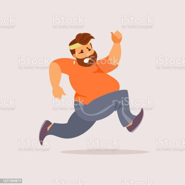 Running fat man vector id1027563874?b=1&k=6&m=1027563874&s=612x612&h=bs phtpipp6vg3ky0tpqdms3ggurjobbjqk4  hrjqq=