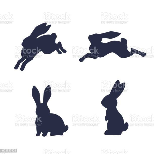 Running hare vector silhouette isolated on white background vector id653835126?b=1&k=6&m=653835126&s=612x612&h=umfbwx02p4krjozgvjsmd8kqtqkjhsei8cwcbatu1zu=