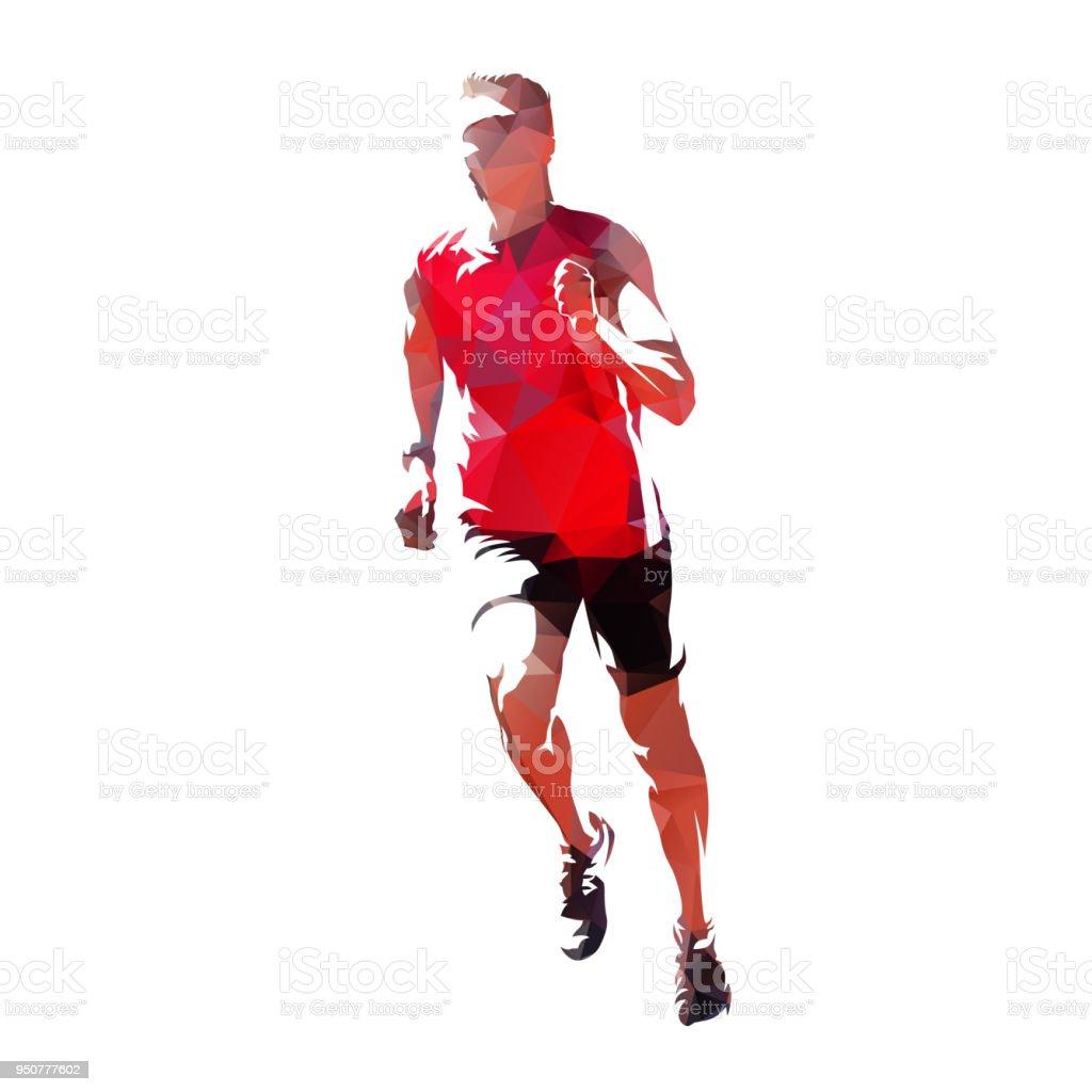 Elderly man running in a marathon Stock Photo, Royalty ... |Marathon Man Running