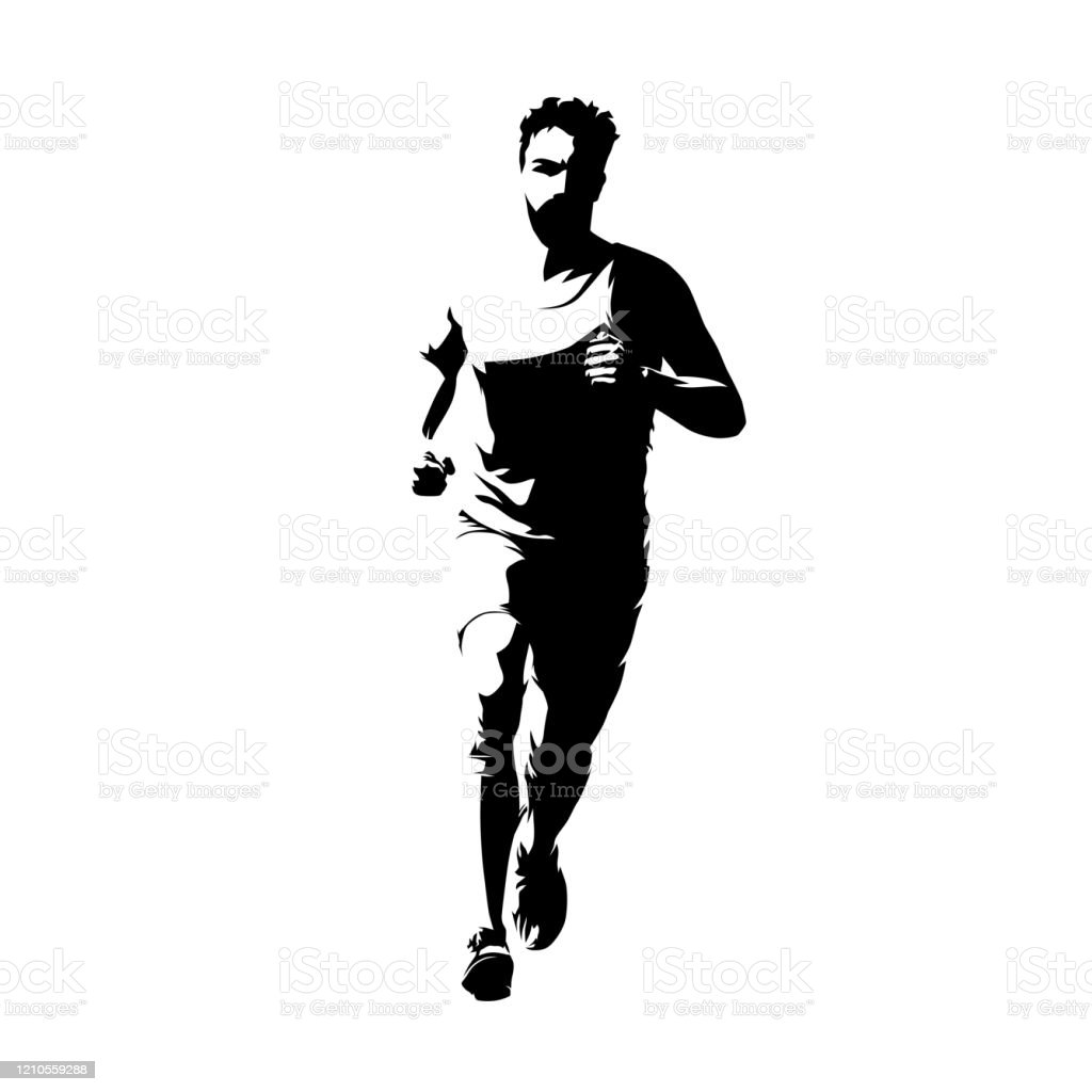 Thin Slim Skinny Weak Man Stick Figure Pictogram Icon. - Download Free  Vectors, Clipart Graphics & Vector Art