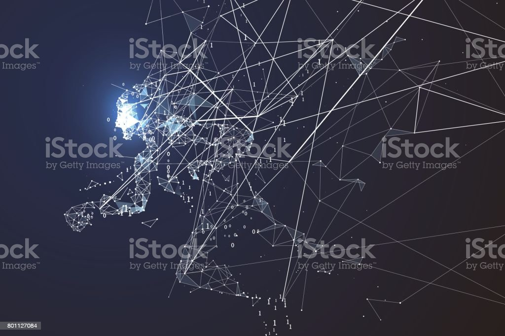 Ejecutan hombre, conexión de red se convirtió en, vector de ilustración. ilustración de ejecutan hombre conexión de red se convirtió en vector de ilustración y más vectores libres de derechos de abstracto libre de derechos
