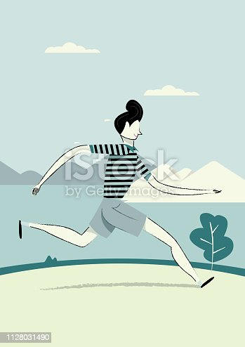 istock running outdoors 1128031490