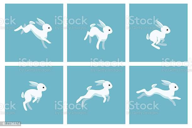 Running rabbit animation sprite vector id617756374?b=1&k=6&m=617756374&s=612x612&h=wqpjda0wveddr1oi4zpyk0jtfosd your zilesfpo4=