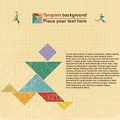 Running tangram