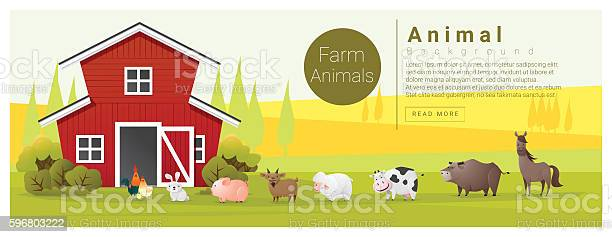 Rural landscape and farm animal background vector id596803222?b=1&k=6&m=596803222&s=612x612&h=ibt3maymjxd95iovk2dy5digcooapdrjqotadbtznhs=