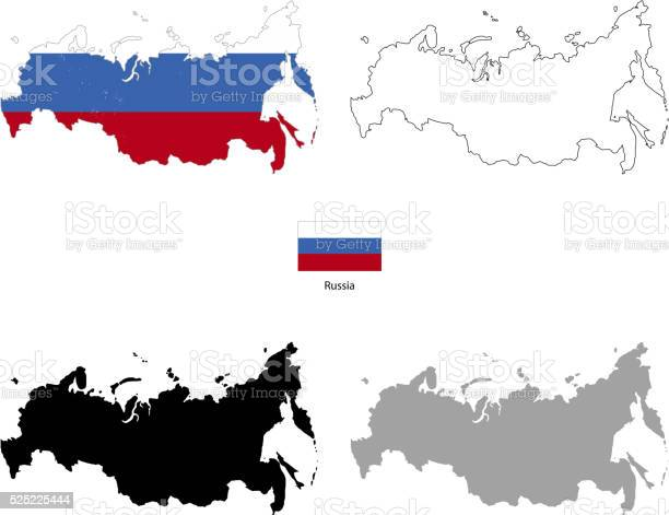 Russia country black silhouette and with flag on background vector id525225444?b=1&k=6&m=525225444&s=612x612&h=0p6lvmhprg16464hyplgfmzv1e a8j9qmub 518axiy=
