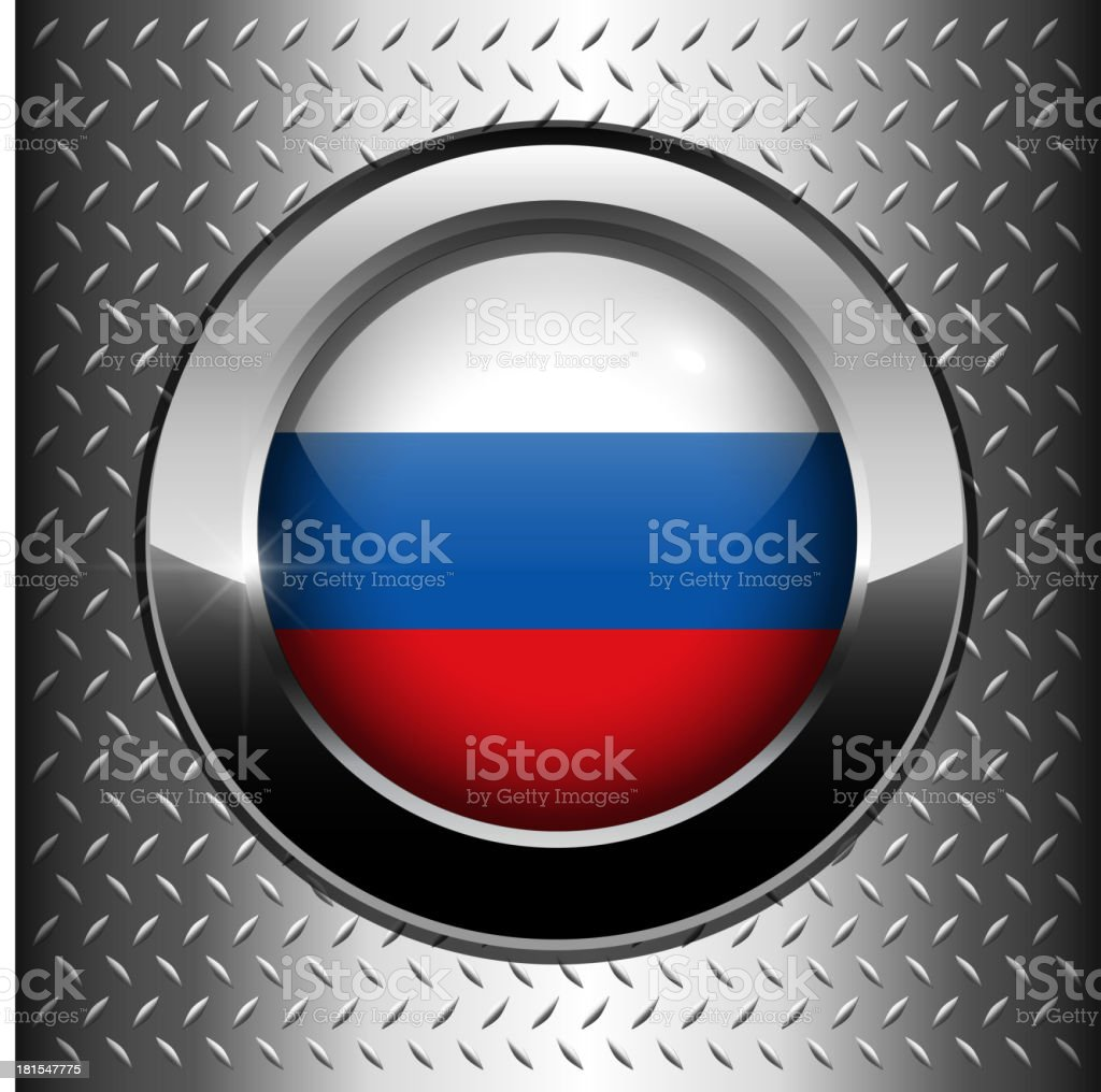 Russian Federation flag button royalty-free russian federation flag button stock vector art & more images of authority