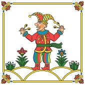 Russian jester 01
