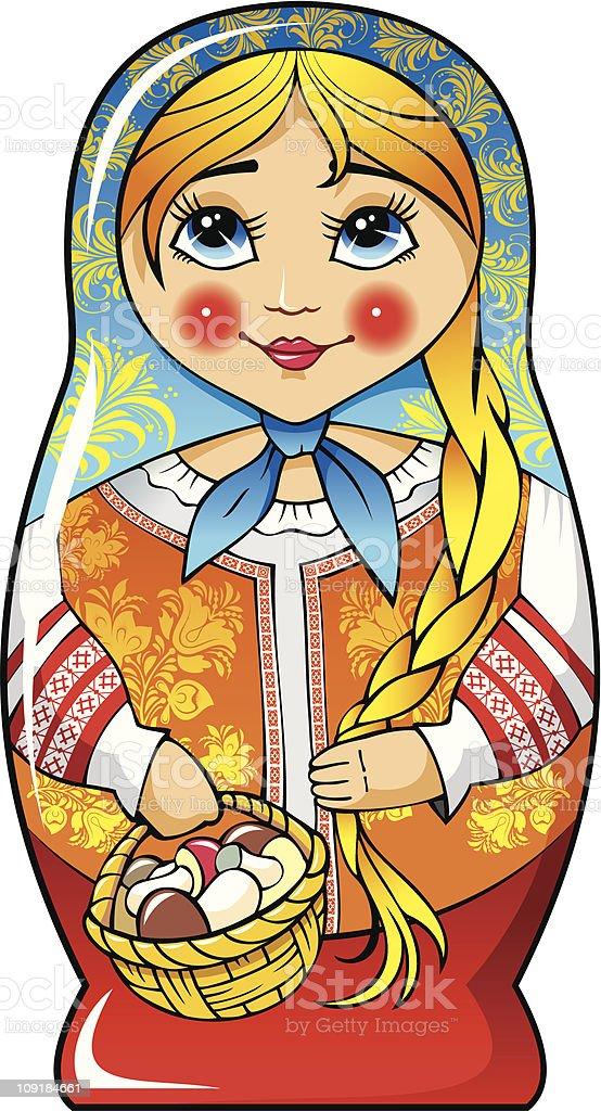 Russian nesting doll – matryoshka royalty-free russian nesting doll matryoshka stock vector art & more images of adulation