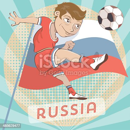 istock russian soccer player 485629477