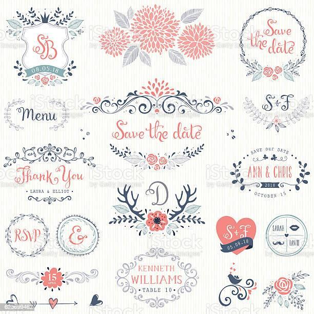 Rustic wedding design set vector id623699462?b=1&k=6&m=623699462&s=612x612&h=e03q1mrc8behdyfh9ktxkj7onfmnxjrqke zw2wvjea=