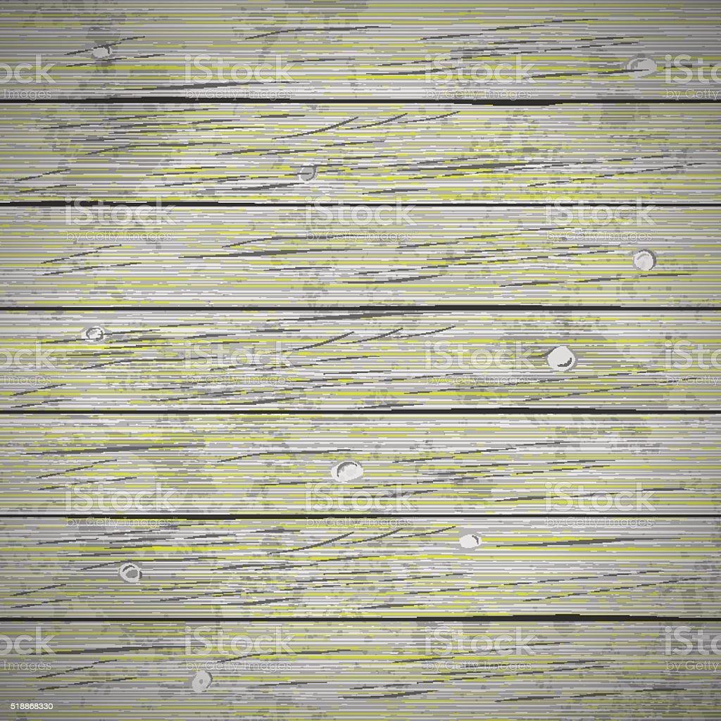 Rustic Wood Planks Vintage Background Royalty Free Stock Vector Art