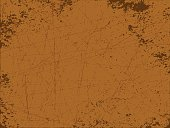 Rusty texture background.