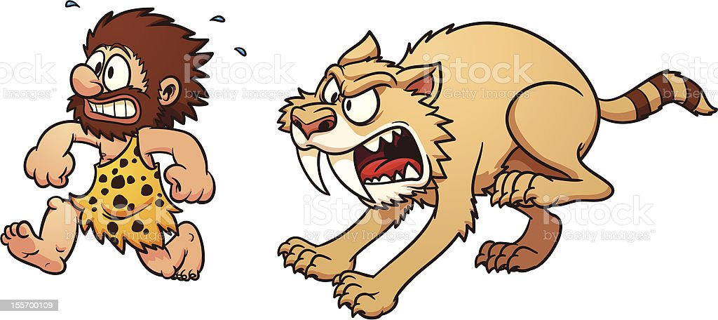 royalty free caveman clip art vector images illustrations istock rh istockphoto com caveman clipart png caveman clipart black and white