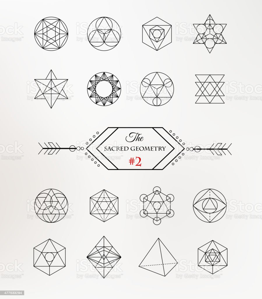 Sacred Geometry Alchemy Religion Philosophy Spirituality Hipster