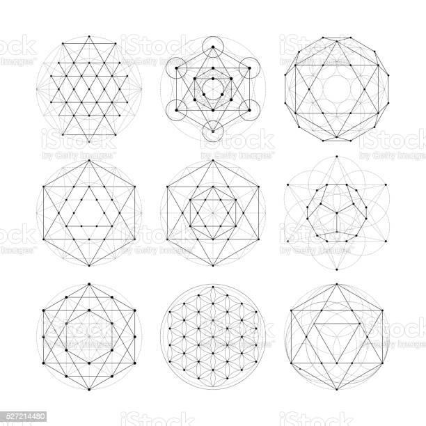Sacred Geometry Free Brushes - (65 Free Downloads)