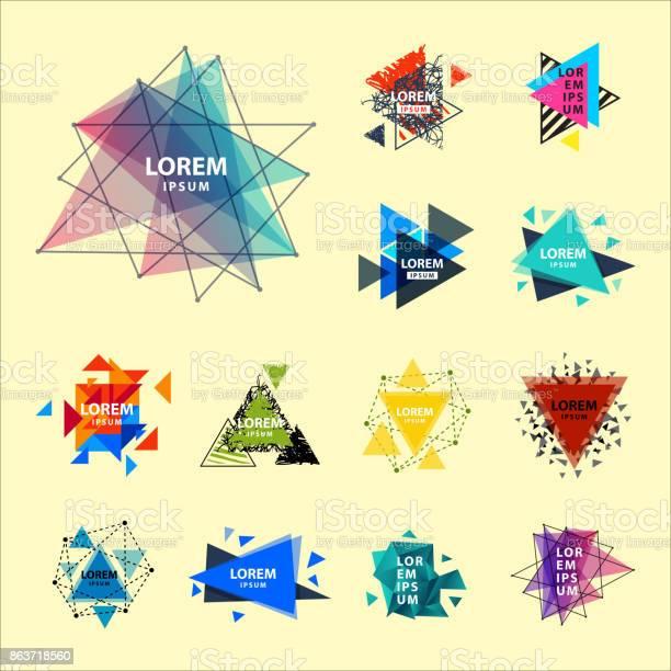 Sacred geometry triangle abstract logo figures elements mystic vector id863718560?b=1&k=6&m=863718560&s=612x612&h=fzd02mjexbxno6hlykeuoh4eb8shxmybafqj9n64nh8=