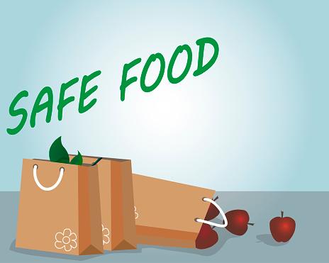 Safe Food. Eco Packages.
