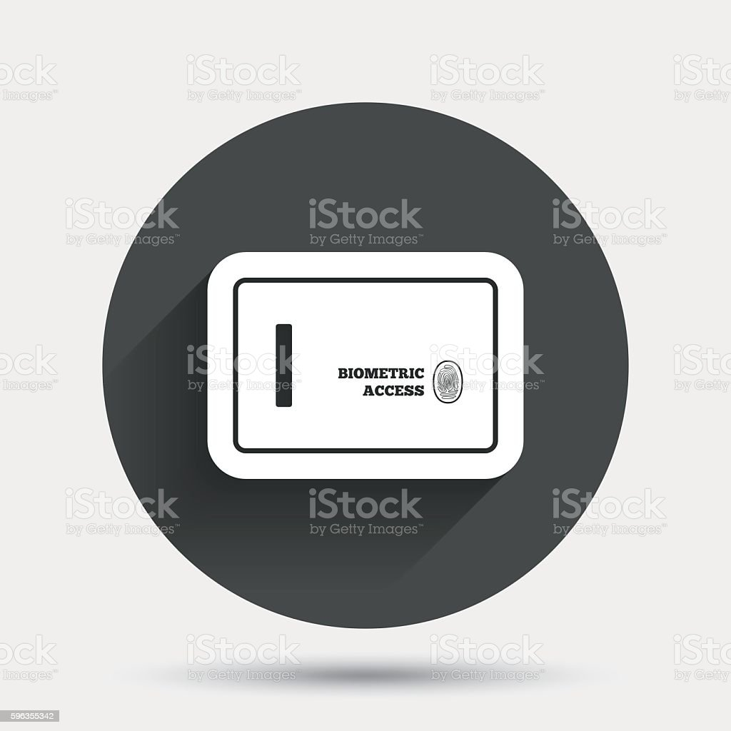 Safe sign icon. Deposit lock symbol. royalty-free safe sign icon deposit lock symbol stock vector art & more images of accessibility